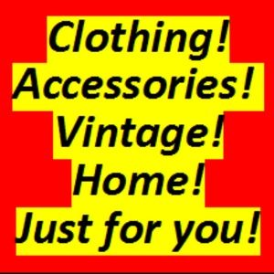 Accessories - Welcome To My Closet!
